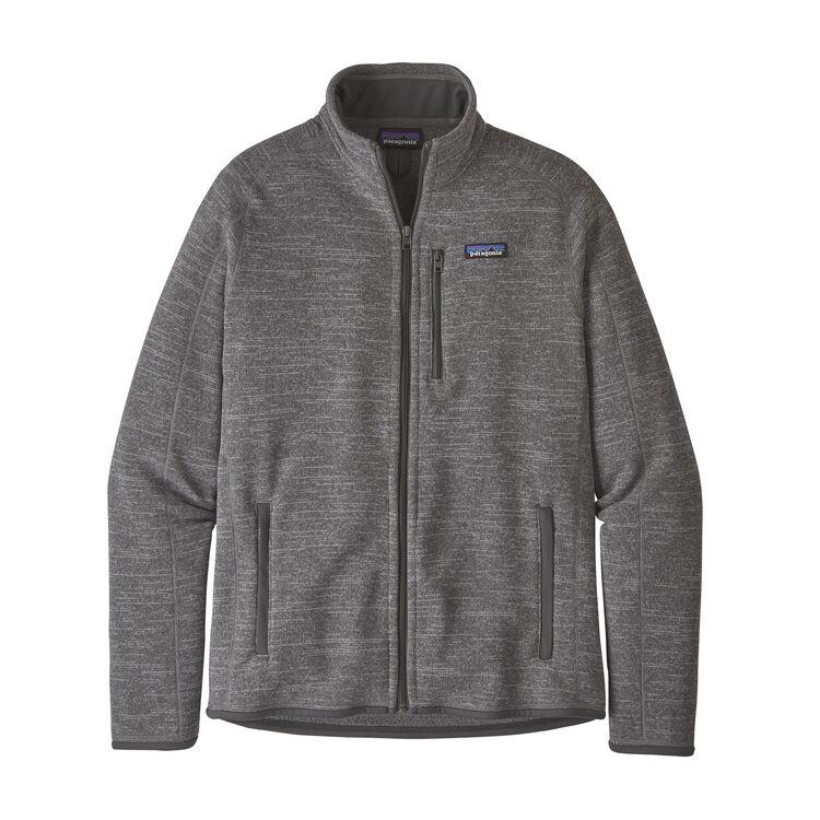 M's Better Sweater Jacket Nickel - Jacke